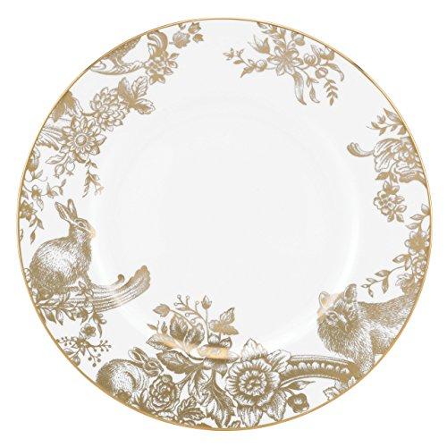 Lenox Marchesa Gilded Forest Dinner Plate, White -  845904