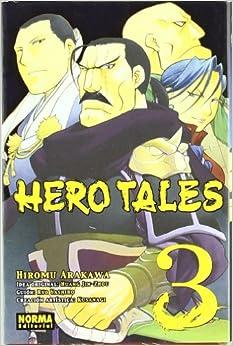 Hero Tales 03 por Hiromu Arakawa