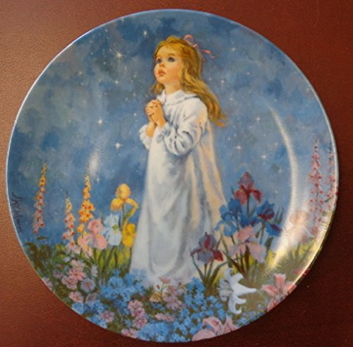 Reco 1988 Twinkle Twinkle Little Star Collectible Plate