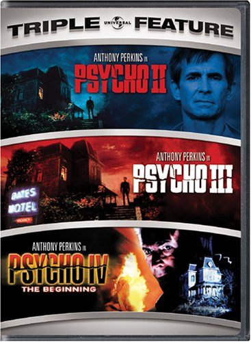 Psycho II / Psycho III / Psycho IV - The Beginning (Triple Feature) (The Crow Triple Feature)