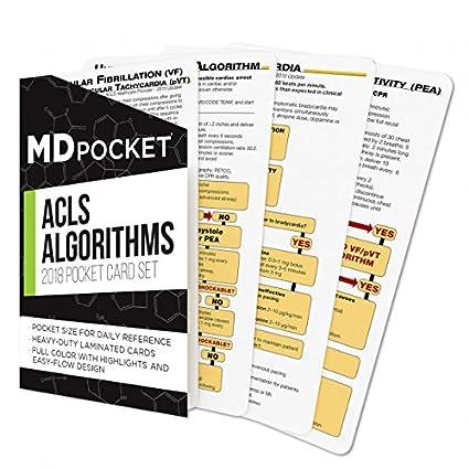 Acls Algorithms 2013 Pdf