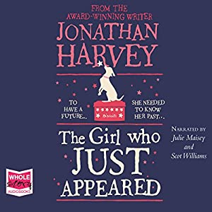 The Girl Who Just Appeared Audiobook