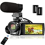Best Hd Camcorder Under 200s - Video Camera Camcorder FHD 1080P 30FPS 24MP YouTube Review