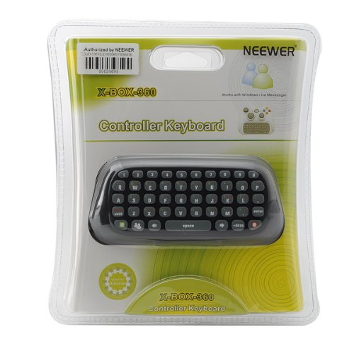 Keyboard Keypad Chatpad for Xbox 360 Wireless Controller