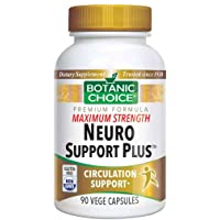 Botanic Choice Maximum Strength Neuro Support Plus (90 Capsules)