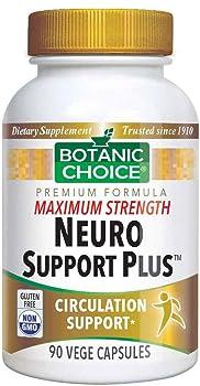 Botanic Choice Maximum Strength Neuro Support Plus
