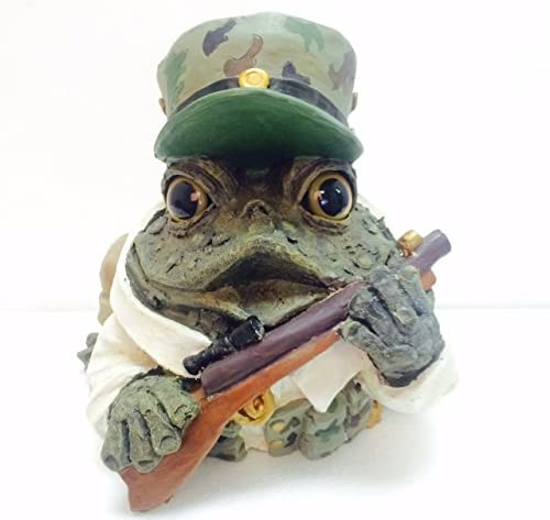 Homestyles Toad Hollow 95385 Figurine Hunter