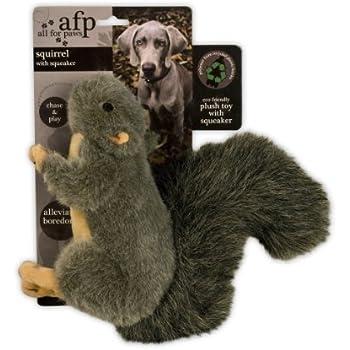 Pet Supplies : Ruff & Whiskerz Classicz Squirrel Dog Toy