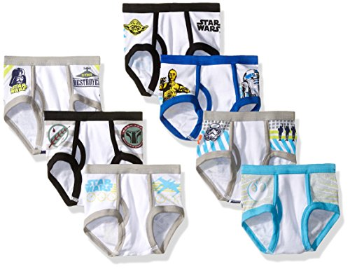 Star Wars Toddler Boys Underwear