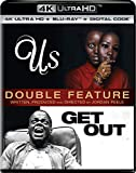 Us / Get Out Double Feature [Blu-ray]
