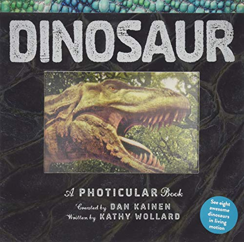 Dinosaur: A Photicular Book ()