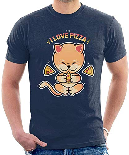 Love Pizza – Camiseta para hombre