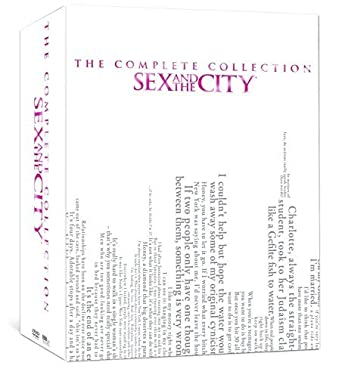 Sex and the city complete series blu ray