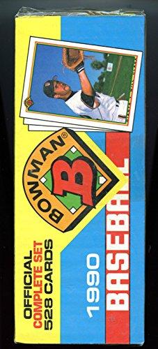 1990 Bowman Baseball Card Complete Full Box Set FACTORY SEALED Sammy Sosa Rookie (Bowman Baseball Card Sets)
