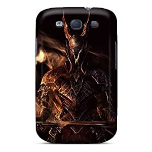 Galaxy S3 Cases Covers Skin : Premium High Quality Dark Souls Armor Cases Black Friday