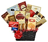 Supersize Gourmet Gift Basket with Lindt Chocolate
