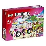LEGO Juniors - 10727 - La Camionnette De Glaces D'emma