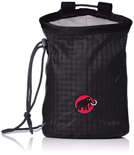 Mammut Basic Chalk Bag Black, One Size (Basic Chalk Bag)