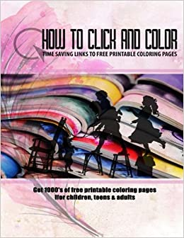 Free Coloring Pages For Teens