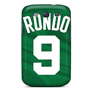 New Arrival Cover Case With Nice Design For Galaxy S3- Player Jerseys