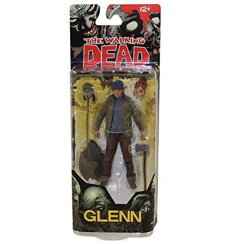 Comic Series Figure - McFarlane Toys The Walking Dead Comic Series 5 Glenn Action Figure