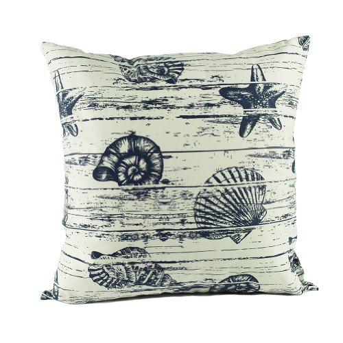 Fennco Styles - nautical throw pillows - nautical home decor