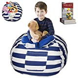 EXTRA LARGE Stuffed Animal Storage Bean Bag Chair - Best Reviews Guide