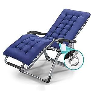 Amazon.com: zhirong silla plegable Tumbona de verano, Siesta ...
