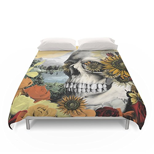 Society6 Reflections Of Halloween Duvet Covers Full: 79