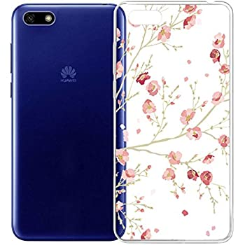 Amazon.com: IJIA Case for Huawei Y7 Prime 2018 (5.99 ...