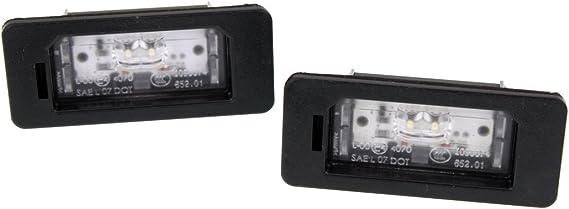 Original Led Kennzeichenleuchten Beleuchtung Nummernschildbeleuchtung Auto
