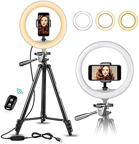 10 Extendable UBeesize Ringlight Compatible