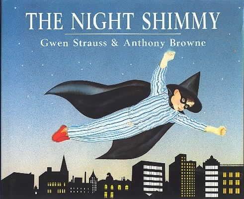 (Night Shimmy, The by Gwen Strauss (1992-02-18) )