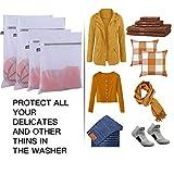 Extra Large Honeycomb Mesh Laundry Bag- Pack of 4