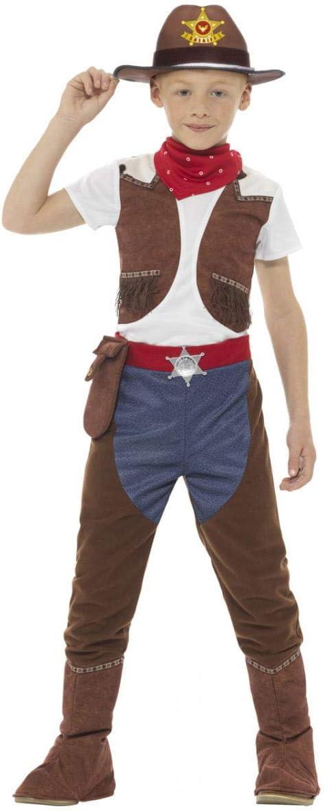 Horror-Shop Disfraz Sheriff M: Amazon.es: Juguetes y juegos