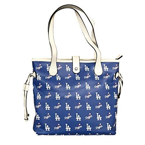 Los Angeles Dodgers Patterned Tote Bag