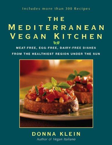 The Mediterranean Vegan Kitchen cover