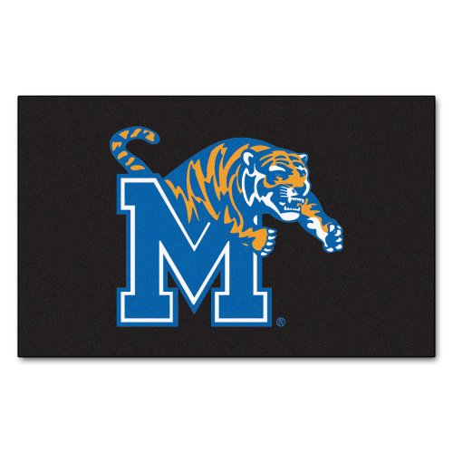 FANMATS NCAA University of Memphis Tigers Nylon Face Ultimat Rug by Fanmats
