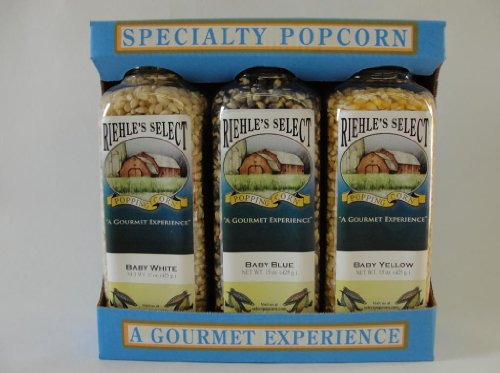 Riehles Select Popping Corn Hulless product image