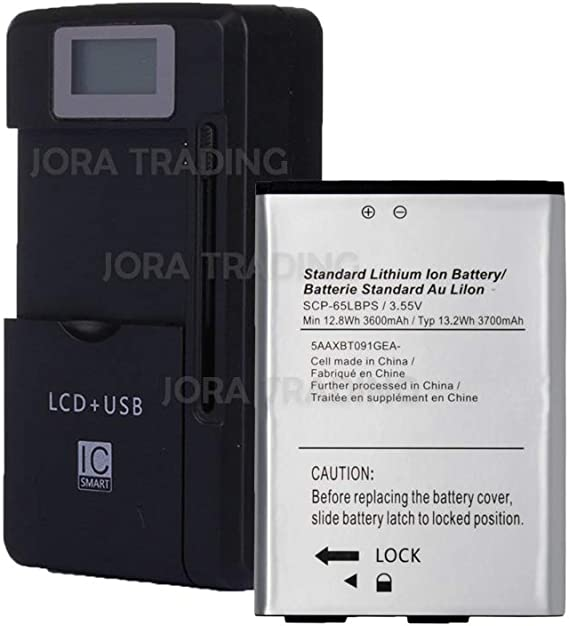 SCP-65LBPS OEM Kyocera Battery for Kyocera Dura Force XD E6790