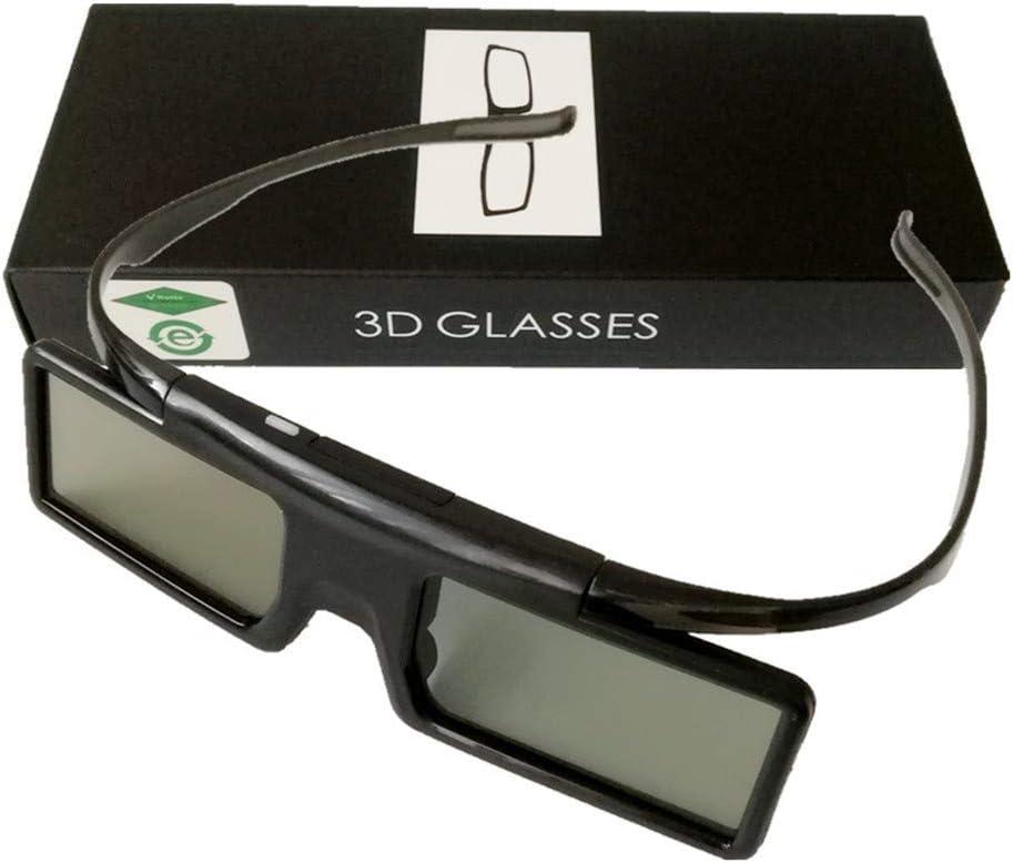 3D Brille Active Shutter Universal kompatibel mit Epson Samsung Sharp Sony und Anderen Bluetooth TV 3D