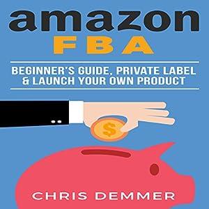 Amazon FBA Audiobook