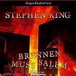 Brennen muss Salem   Stephen King