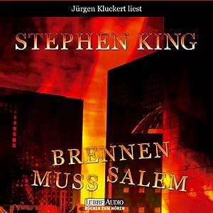 Brennen muss Salem Hörbuch