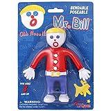 NJ Croce Mr. Bill Bendable Action Figure