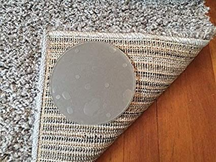 Amazon.com: Sticky Discs non-slip rug pads for rug on floor anti ...