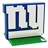 new york giants puzzle - NFL Team BRXLZ 3D Logo Puzzle Set (New York Giants)