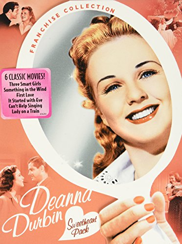 Deanna Durbin Sweetheart Pack (Three Smart Girls / Something In the Wind / First Love / It Started with Eve / Can't Help Singing / Lady on a Train) ()