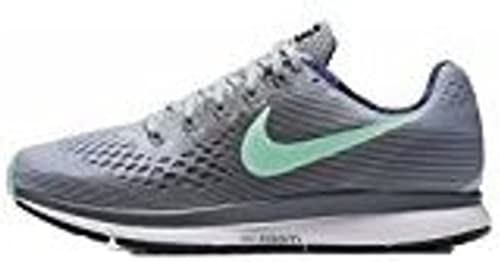 Zapatillas para correr de mujer Nike Air Zoom Pegasus 34, Gris ...