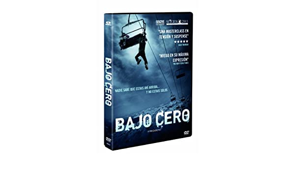 Amazon.com: Bajo Cero (Import Movie) (European Format - Zone 2) (2012) Emma Bell; Shawn Ashmore; Kevin Zegers; Ed Acker: Movies & TV